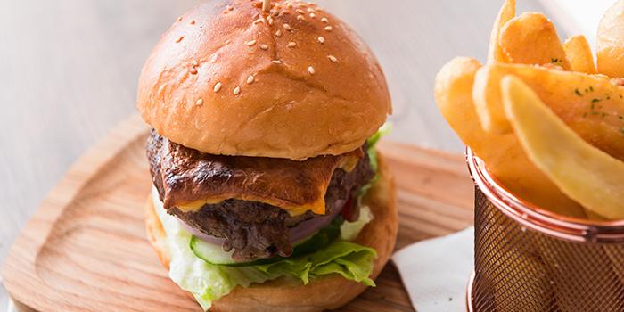 Prime USDA Burger, BRICK LANE, Causeway Bay, Hong Kong