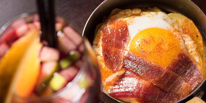 Broken Egg Mollette, OM Tapas, Tsim Sha Tsui, Hong Kong