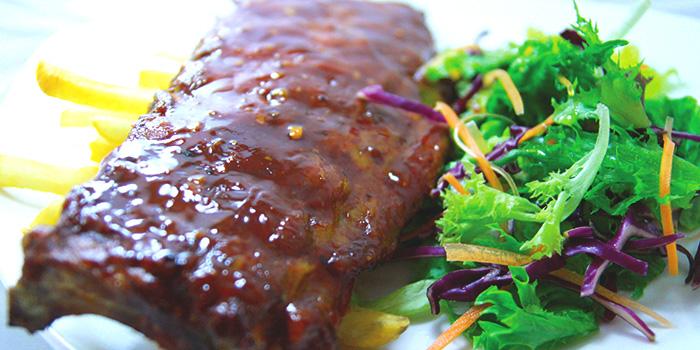 BBQ Pork Rib from Der Biergarten in Dhoby Ghaut, Singapore