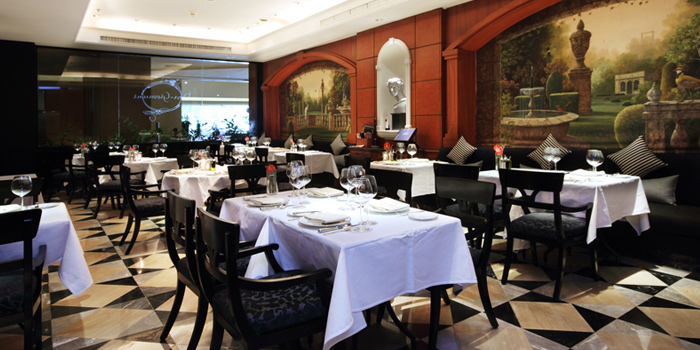 Dining Area from Don Giovanni Restaurant at Centara Grand at Central Plaza Ladprao Bangkok, Bangkok