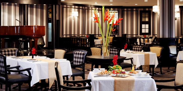 Dining Area from Le Danang Restaurant at Centara Grand at Central Plaza Ladprao Bangkok, Bangkok