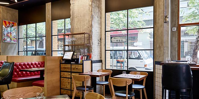 Dining Area, OM Tapas, Tsim Sha Tsui, Hong Kong