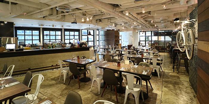 Interior, BRICK LANE, Admiralty, Hong Kong