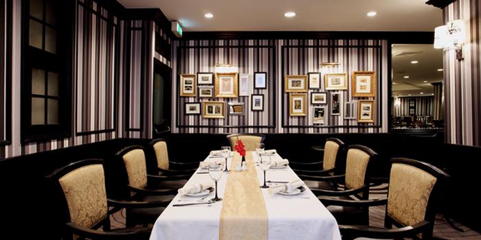 Dining Table from Le Danang Restaurant at Centara Grand at Central Plaza Ladprao Bangkok, Bangkok
