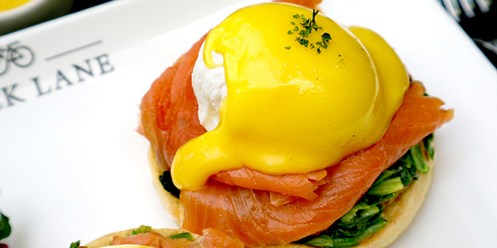 Eggs Royale, BRICK LANE, Admiralty, Hong Kong