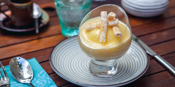 Exotic Delight  from Blue Parrot on Sathorn Road, Bangkok