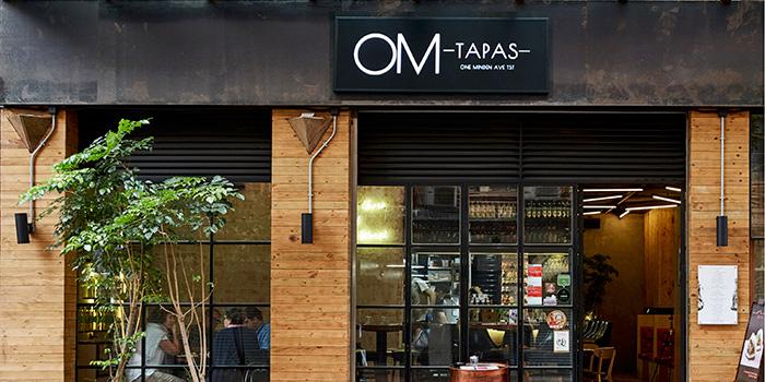 Exterior, OM Tapas, Tsim Sha Tsui, Hong Kong