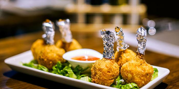 Fried Chicken, Meeting Point, Sai Ying Pun, Hong Kong