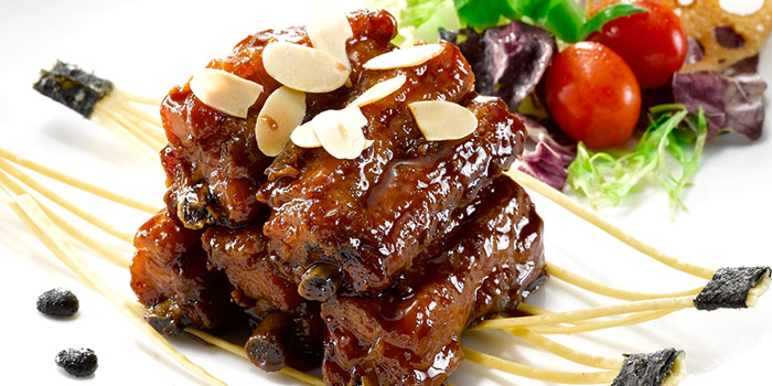 Coffee Pork Ribs from Gim Tim Restaurant in Ang Mo Kio, Singapore