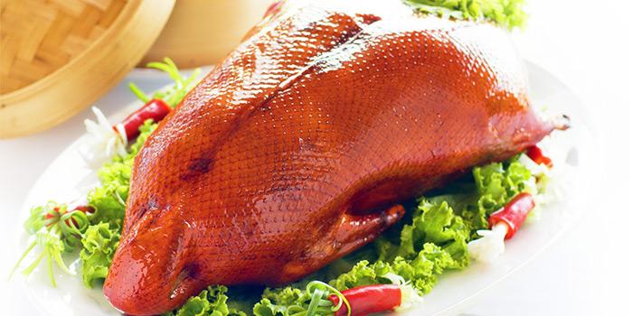 Peking Duck from Gim Tim Restaurant in Ang Mo Kio, Singapore