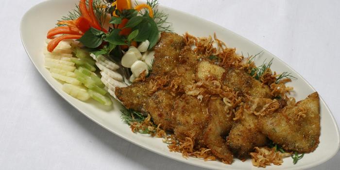 Grilled Pork from Le Danang Restaurant at Centara Grand at Central Plaza Ladprao Bangkok, Bangkok