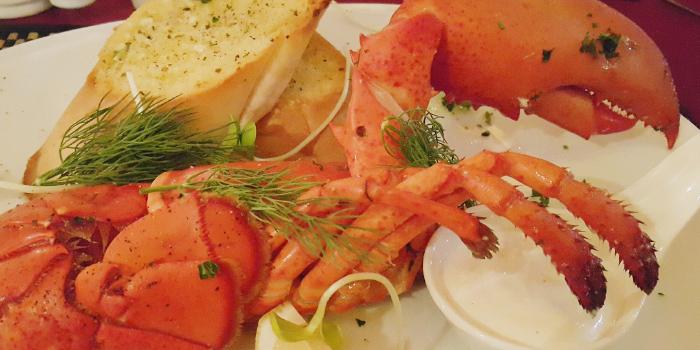 Lobster from Karlsson Restaurant & Steakhouse Karon in Karon, Phuket, Thailand