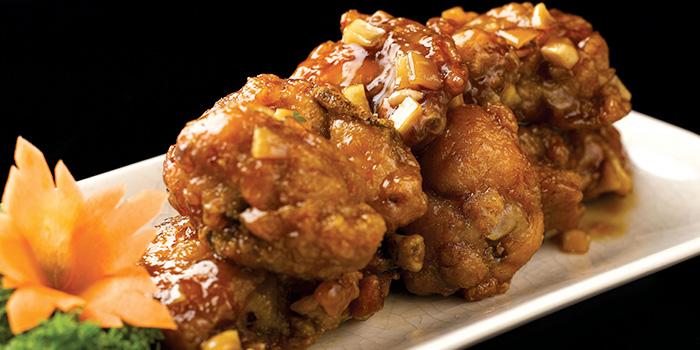 Honey Sauce Pork Ribs from No Signboard Seafood (Esplanade Mall) in Promenade, Singapore