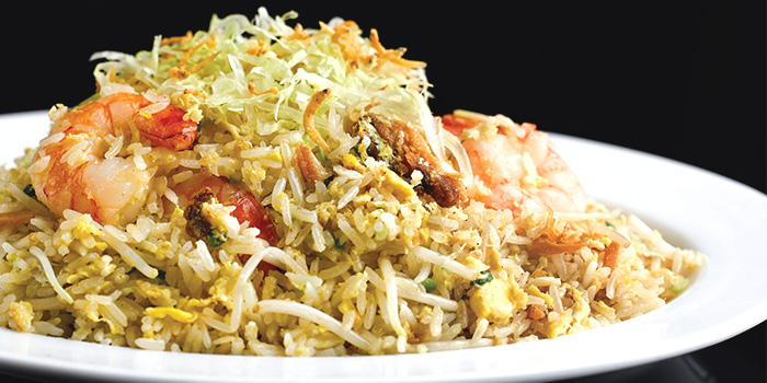 Salted Fish Fried Rice from No Signboard Seafood (Clarke Quay Central) in Clarke Quay, Singapore