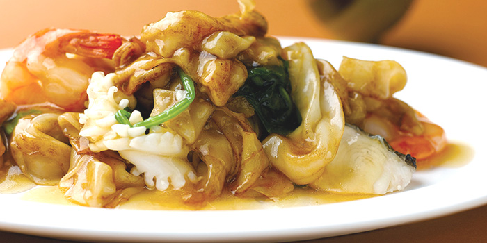 Seafood Hor Fun from No Signboard Seafood (VivoCity) in Harbourfront, Singapore