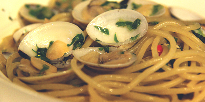 Capellini alle Vongole from Place to READ in Dhoby Ghaut, Singapore