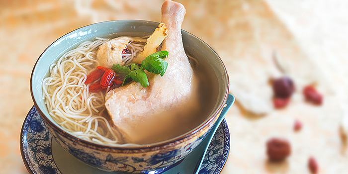 Arh Thui Mee Sua from Princess Terrace Cafe at Copthorne Kings Hotel, Singapore in Outram, Singapore