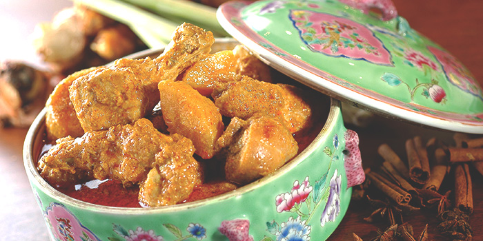 Chicken Curry from Princess Terrace Cafe at Copthorne Kings Hotel, Singapore in Outram, Singapore