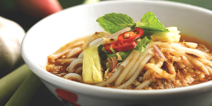 Penang Laksa from Princess Terrace Cafe at Copthorne Kings Hotel, Singapore in Outram, Singapore