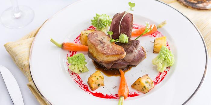 Pan Fried Australian Tenderloin from Don Giovanni Restaurant at Centara Grand at Central Plaza Ladprao Bangkok, Bangkok