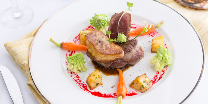 Pan Fried Australian Tenderloin from Don Giovanni Restaurant at Centara Grand at Central Plaza Ladprao Bangkok, Bangkok