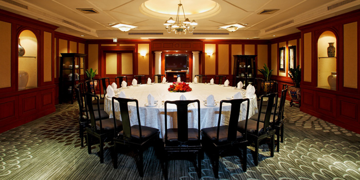 Private Room from Dynasty Restaurant at Centara Grand at Central Plaza Ladprao Bangkok, Bangkok