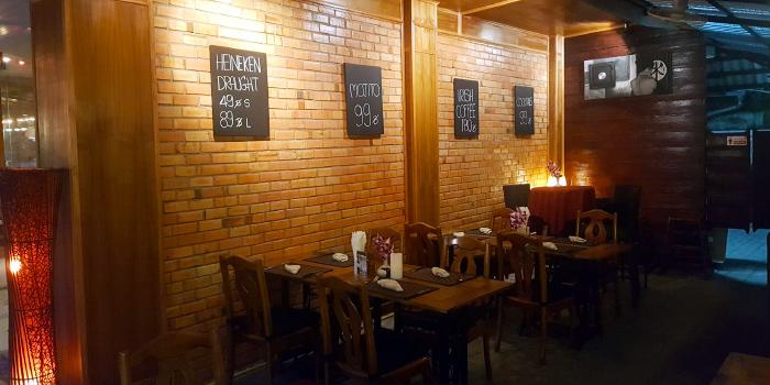 Restaurant Atmosphere of Karlsson Restaurant & Steakhouse Karon in Karon, Phuket, Thailand