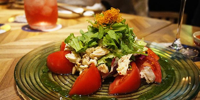 Japanese Tomato Salad, FireBird, Causeway Bay, Hong Kong