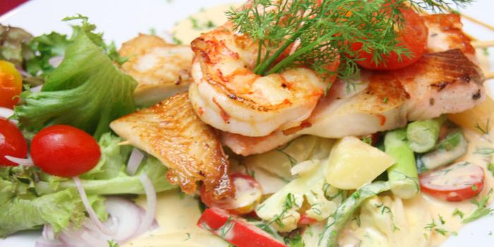 Seafood Kebab from Karlsson Restaurant & Steakhouse Karon in Karon, Phuket, Thailand