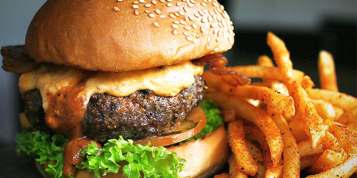 Farmboy Burger from The Beast in Bugis, Singapore