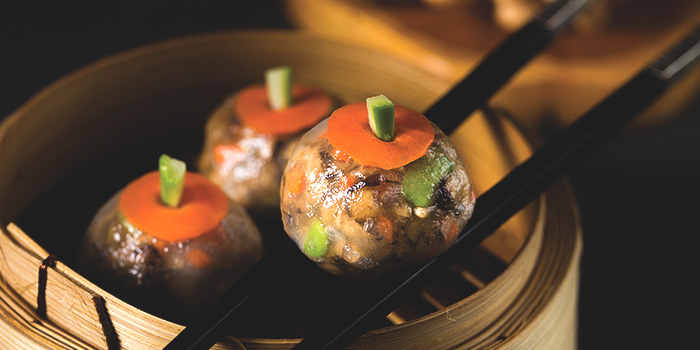 Dim Sum Hero from Tien Court at Copthorne Kings Hotel Singapore in Robertson Quay, Singapore