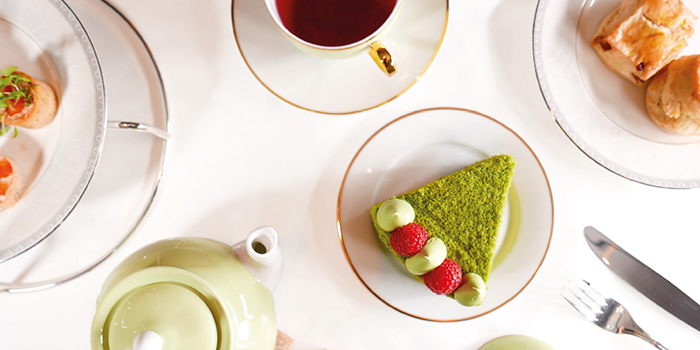 Three-Tier Afternoon Tea from Tea Lounge at Regent Singapore in Tanglin, Singapore