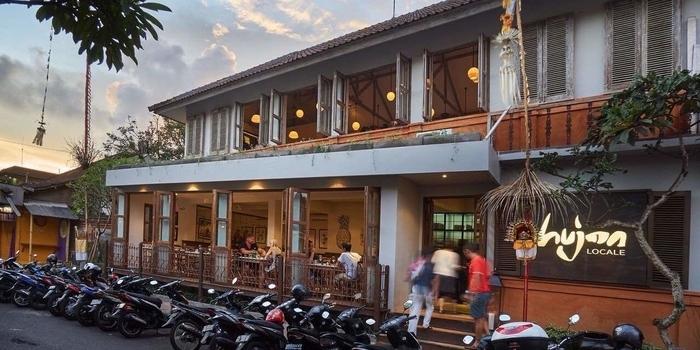 Interior of Hujan Locale Bali