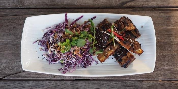 Dish 2 at Watercress Ubud, Bali