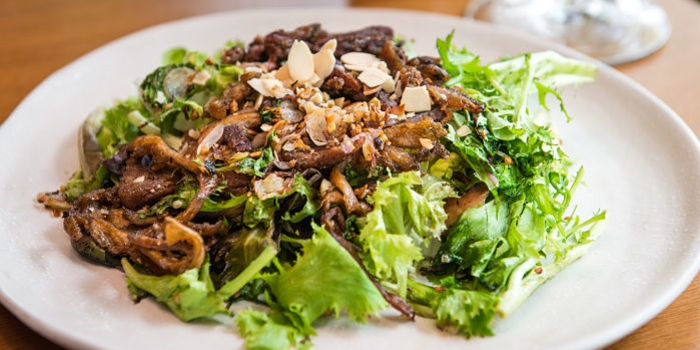 Duck Confit Salad at Cork & Screw Plaza Indonesia, Jakarta