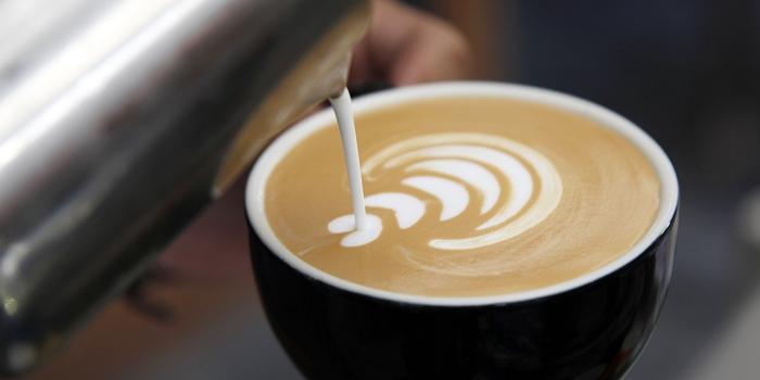 Coffee from Grain Espresso in Seminyak, Bali