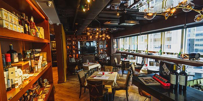 Interior, Emporio Antico Exotic Fine Food, Wan Chai, Hong Kong