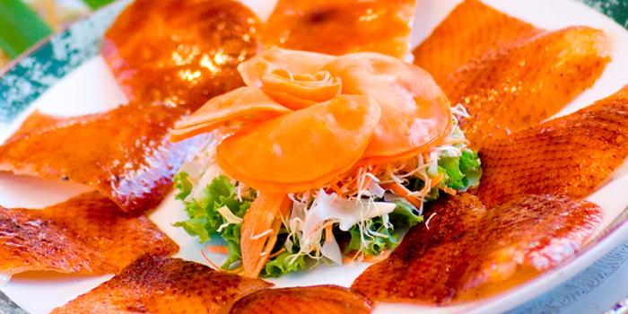 Peking Duck from Dynasty Restaurant at Centara Grand at Central Plaza Ladprao Bangkok, Bangkok