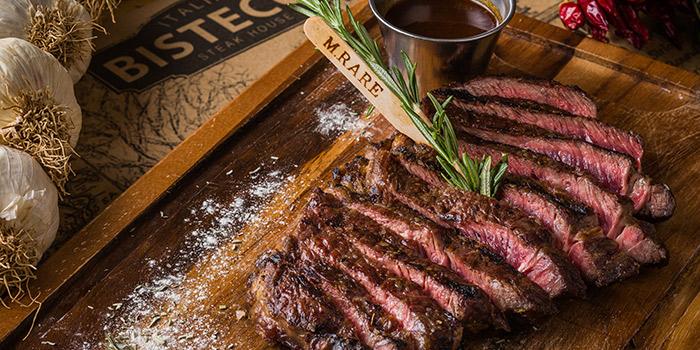 12oz Ribeye, Bistecca Italian Steak House, Central, Hong Kong
