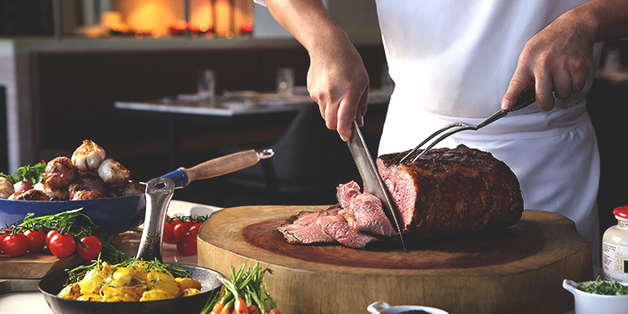 Premium Roast from The Carvery in Park Hotel Alexandra at Queenstown, Singapore
