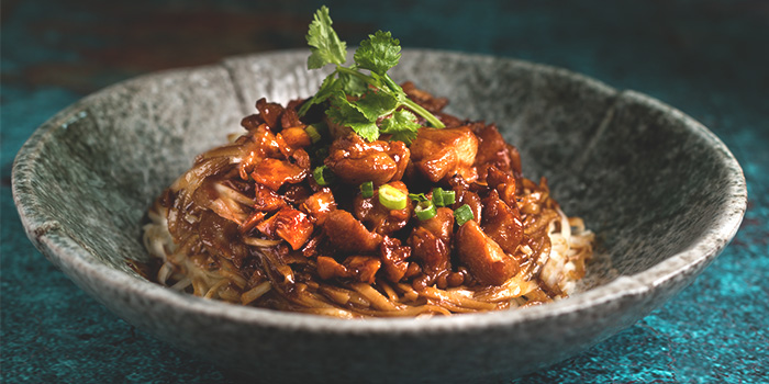 Noodles from Big Street in Jalan Besar, Singapore