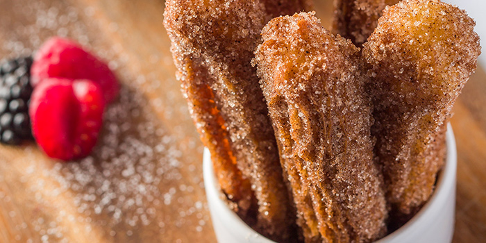 Churros Rellenos, Tango Argentinian Steak House, Central, Hong Kong