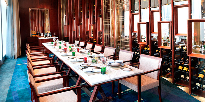 Dining Area, The Tasting Room, Coloane-Taipa, Macau