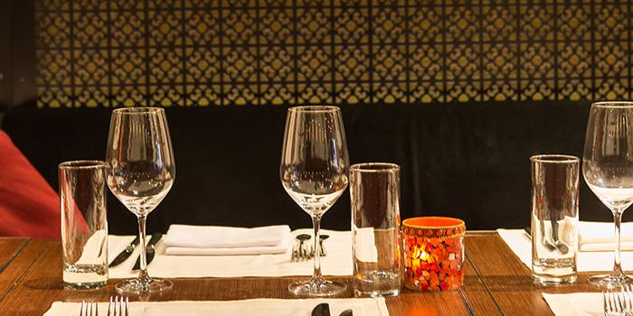Dining Area, OLIVE Greek & Middle Eastern, Soho, Central, Hong Kong