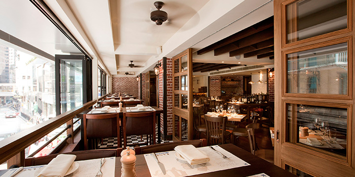 Dining Area, Tango Argentinian Steak House, Central, Hong Kong