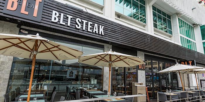 Exterior, BLT Steak, Tsim Sha Tsui, Hong Kong