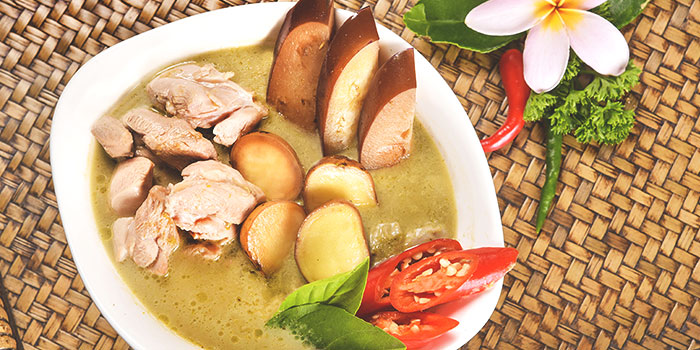 Chicken Tom Yum from Ginger Thai in Orchard, Singapore