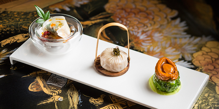 MICHELIN guide Hong Kong Macau 2020 Jade Dragon (Macau)