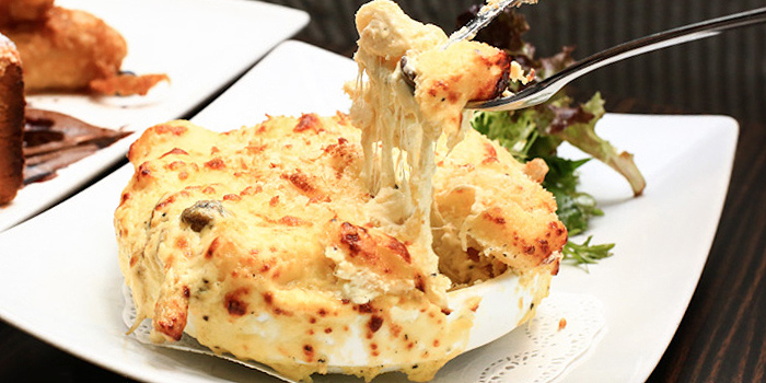 Mac & Cheese of Little Diner in Bukit Timah, Singapore