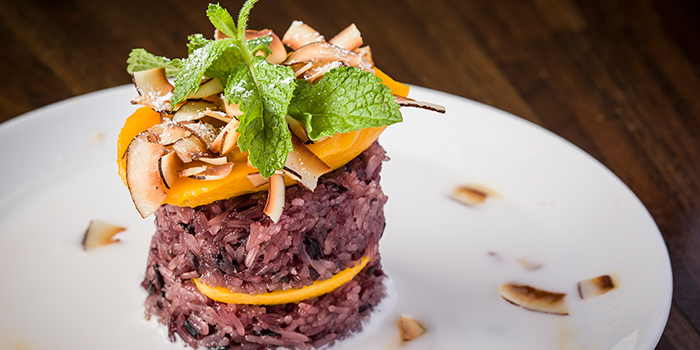 Mango Sticky Rice, Nahm Vietnamese & Thai, Tsim Sha Tsui, Hong Kong